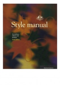 StyleManualCover