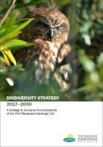 Image of cover of Port Macquarie-Hastings Biodiversity Strategy